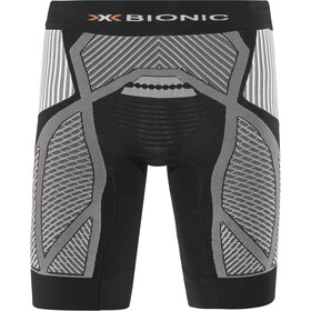 X-Bionic The Trick Running Pants Short Herre black/white